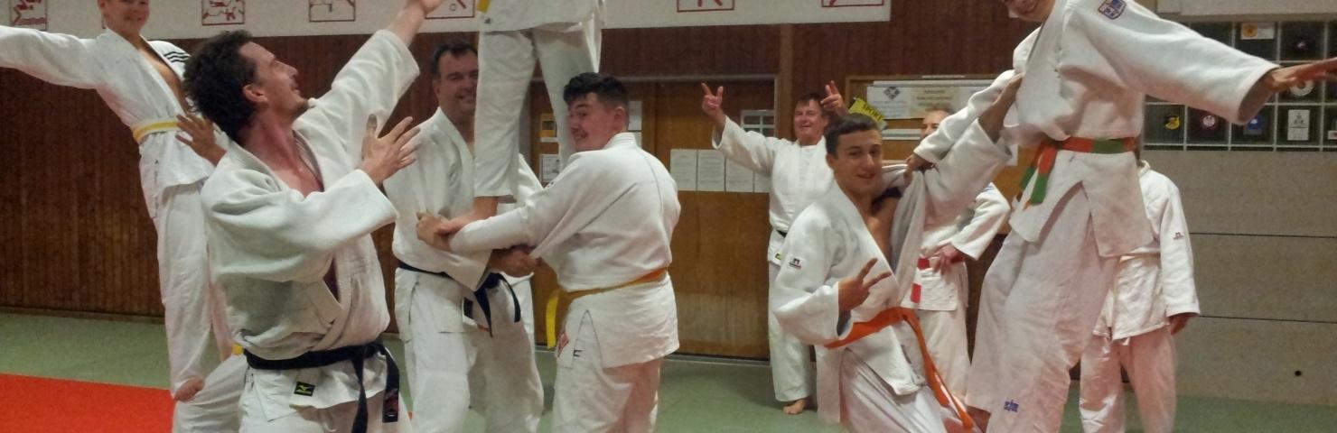 Judo macht Spaß
